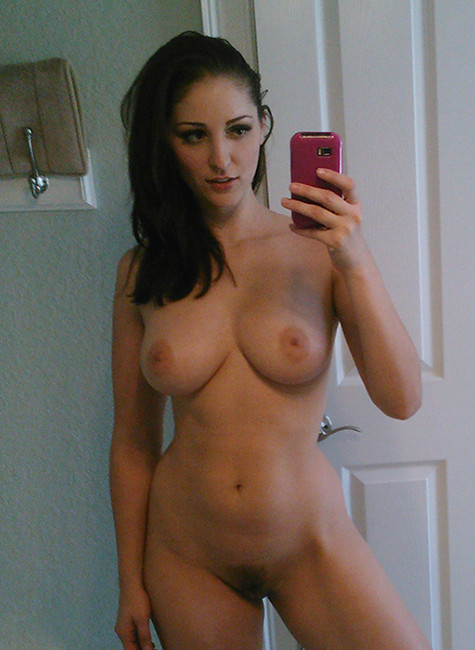 Nude Women Selfies